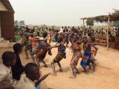 Einweihungsfeier-Tanz