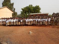 Zalive-SchülerInnen und LehrerInnen